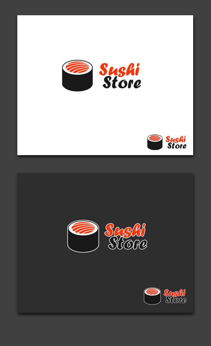 Konkurrenceindlæg #27 for Design a eCommerce logo for a Sushi store!