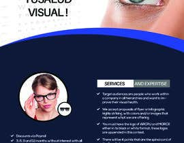 #4 para Flyer o infografía informativa de un servicio óptico de designsourceit