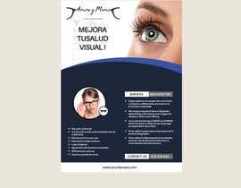 #6 para Flyer o infografía informativa de un servicio óptico de designsourceit