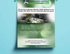 #43 for Poster for environment group by yasyap