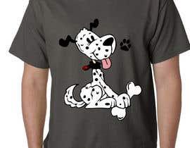 nº 9 pour Illustration, caricature for t-shirt par mahjabin90