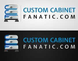 """#193 para Develop a logo for """"CustomCabinetFanatic.com"""" por rifat042"""