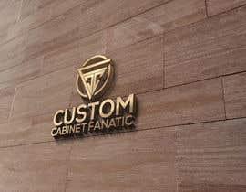 """#97 para Develop a logo for """"CustomCabinetFanatic.com"""" por sonamona350"""