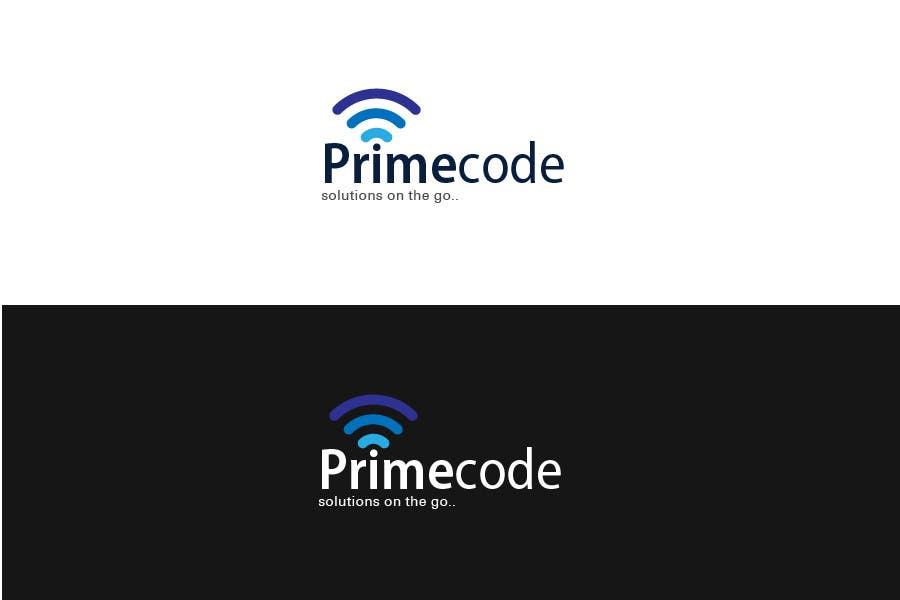 Inscrição nº                                         15                                      do Concurso para                                         Logo Design for technology company 'Primecode' with tag line