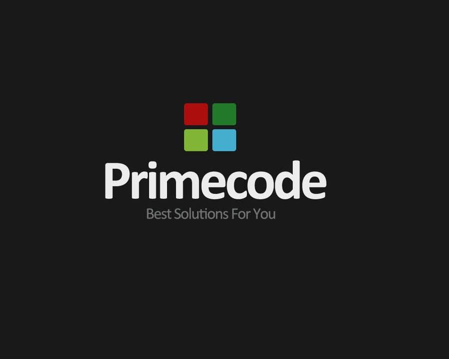 Inscrição nº 107 do Concurso para Logo Design for technology company 'Primecode' with tag line
