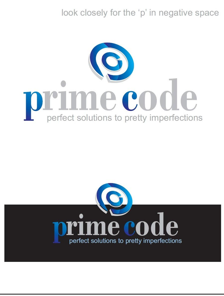 #63 for Logo Design for technology company 'Primecode' with tag line by TheAVashe