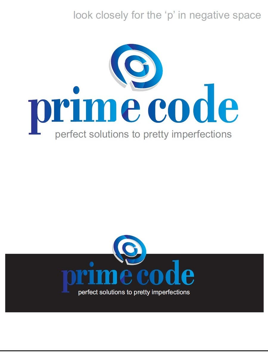 Inscrição nº                                         65                                      do Concurso para                                         Logo Design for technology company 'Primecode' with tag line
