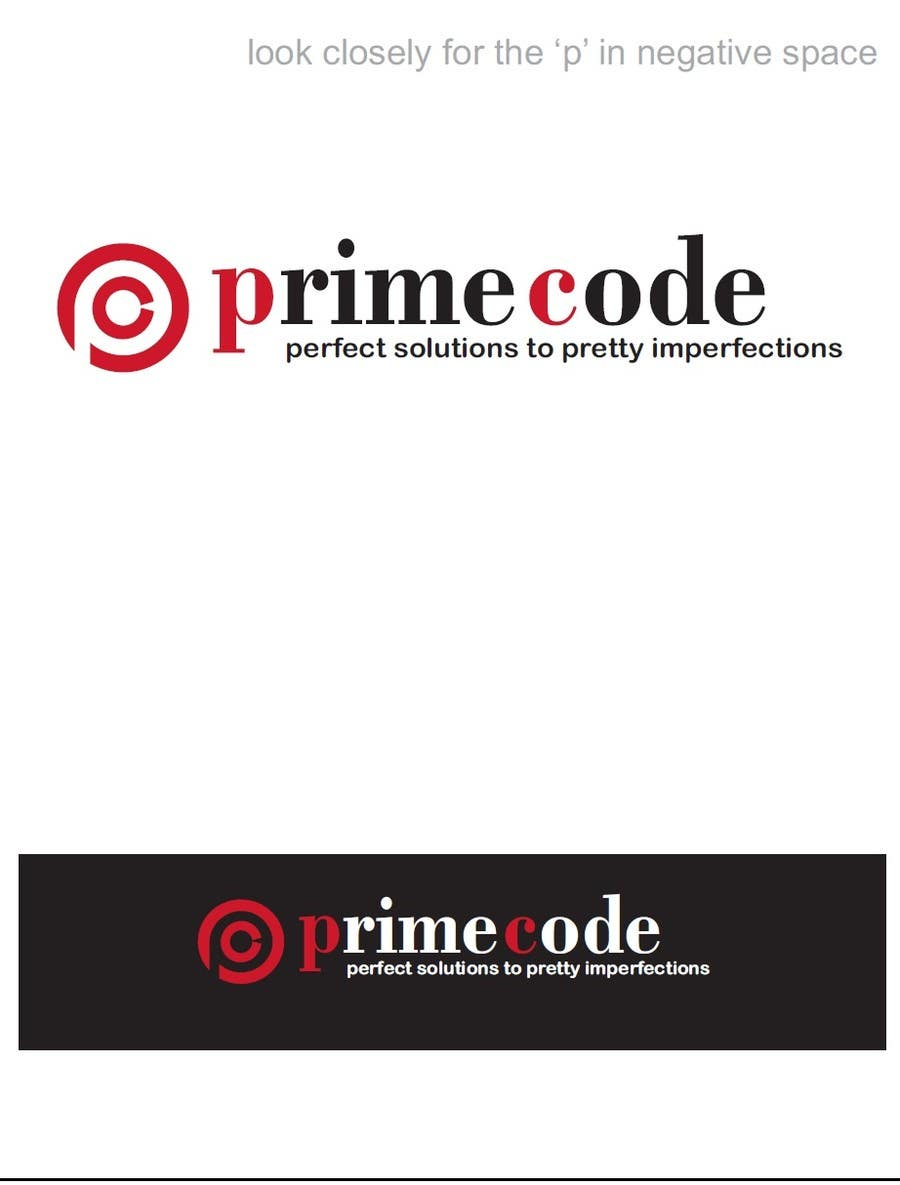 #78 for Logo Design for technology company 'Primecode' with tag line by TheAVashe