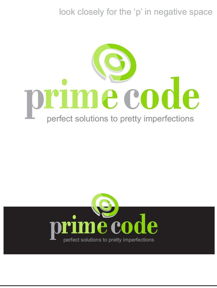 #91 for Logo Design for technology company 'Primecode' with tag line by TheAVashe