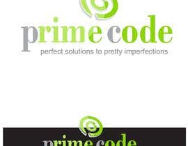 #91 untuk Logo Design for technology company 'Primecode' with tag line oleh TheAVashe