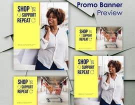 #16 para Promo Banner - Shop Support Repeat por VoanInc