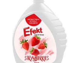 #45 для Liquid Soap Labels от leiidiipabon24