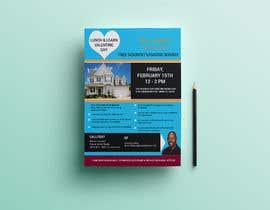 #11 для Lunch & Learn...Valentine Day Feb. 14th...Buy a house & close quick от AminulIslam98