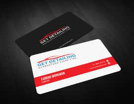 #29 для logo and business card for get detailing от aminul1988