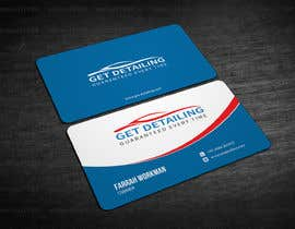 #34 для logo and business card for get detailing от aminul1988