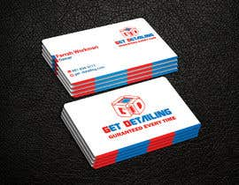 #68 для logo and business card for get detailing от sumaiyasuma