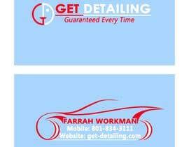 #41 для logo and business card for get detailing от thinhan2002