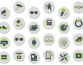 #19 for Icons for website by rhu586c9ed66e5f9
