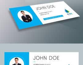 nº 22 pour Design e-Mail Footer with Clickable links par ovizatri