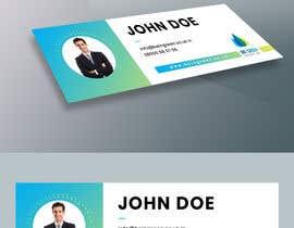 nº 25 pour Design e-Mail Footer with Clickable links par ovizatri