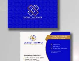 #243 for bussiness card and logo nursing cabinet af MDAzimul