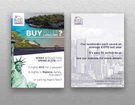 #53 para design a flyer- simple and elegant por Ichwan94