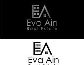 #19 untuk I am looking for a sleek and modern logo for my real estate business. The name is Eva Ain Real Estate and my initials are EA.  You can use a house or not, I am okay with either. I am looking for silver/black or silver/black/red. Thank you! oleh ihsanaryan