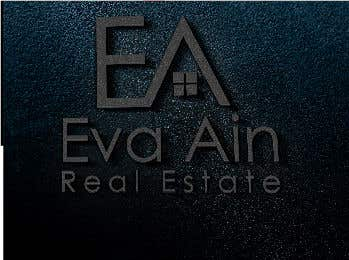 Penyertaan Peraduan #25 untuk I am looking for a sleek and modern logo for my real estate business. The name is Eva Ain Real Estate and my initials are EA.  You can use a house or not, I am okay with either. I am looking for silver/black or silver/black/red. Thank you!