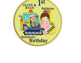 #7 for twins 1st birthday af sheilag8