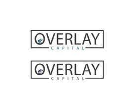 Nro 11 kilpailuun I require a logo for a financial services company. The company name is OVERLAY CAPITAL käyttäjältä MoamenAhmedAshra