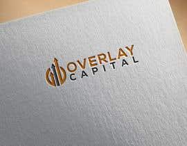 Nro 43 kilpailuun I require a logo for a financial services company. The company name is OVERLAY CAPITAL käyttäjältä DesignDesk143