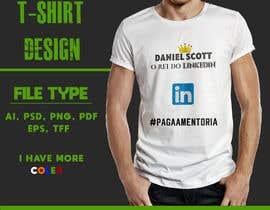#125 for Design a custom t-shirt stamp af FARUKTRB