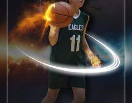#113 para Sports Basketball Poster por GeorgeSherif