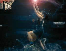#87 para Sports Basketball Poster por jricardo69