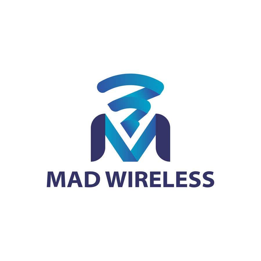 Konkurrenceindlæg #140 for Logo Design for Mad Wireless