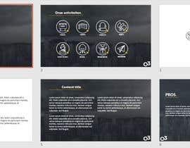 younesjose tarafından Create a Powerpoint Template/master based on our brand identity için no 9
