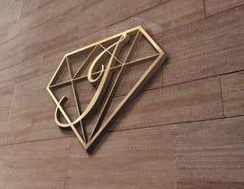 #108 cho Custome Diamond Logo Design bởi MATLAB03