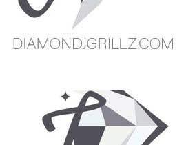 #141 cho Custome Diamond Logo Design bởi hallerohrs