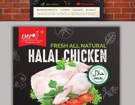 #153 for Create a poster advertising chicken meat af ssandaruwan84