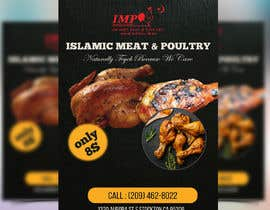 #81 for Create a poster advertising chicken meat af Soumiksagor