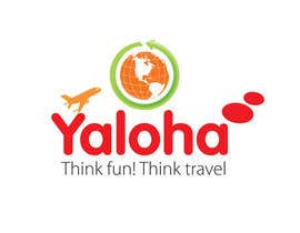 #19 untuk Logo Design needed for Yaloha.com new online travel hub! oleh bigredbox