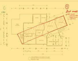 #18 for House redesign (floor plan & basic exterior sketches only) af amellihd