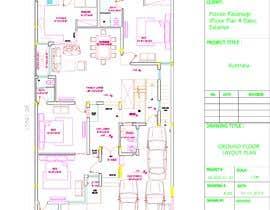#7 for House redesign (floor plan & basic exterior sketches only) af na4028070