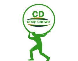 #88 untuk Coop Crowd & Coop Bits Logo Design oleh prantom448