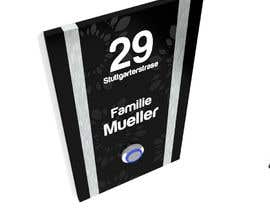 nº 17 pour Create a Stainless Steel Doorbell Design par JulijanAndjelic