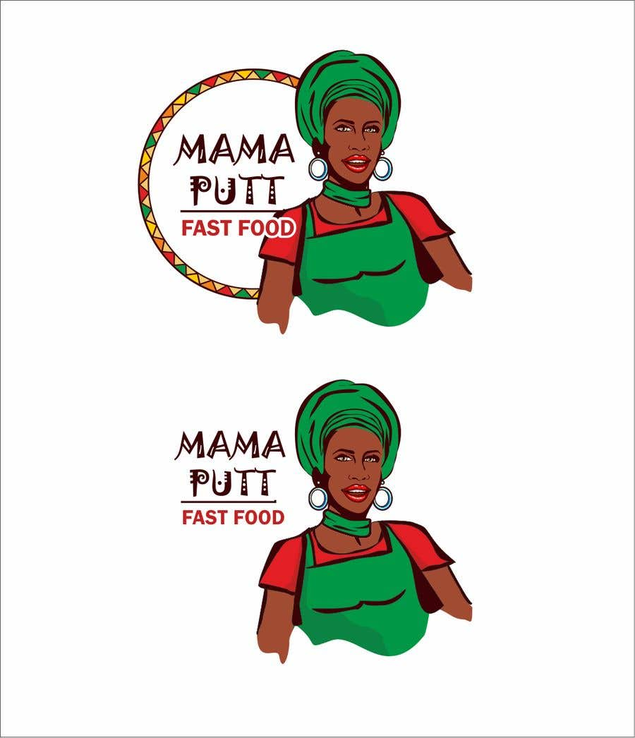 Entry 28 By Graphicshape For African Fast Food Restaurant Logo Freelancer