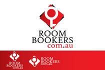 Logo Design for www.roombookers.com.au için Graphic Design172 No.lu Yarışma Girdisi