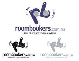 #87 para Logo Design for www.roombookers.com.au por Eviramon