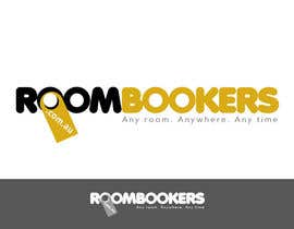 #121 for Logo Design for www.roombookers.com.au by ivandacanay