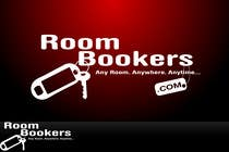 Logo Design for www.roombookers.com.au için Graphic Design235 No.lu Yarışma Girdisi